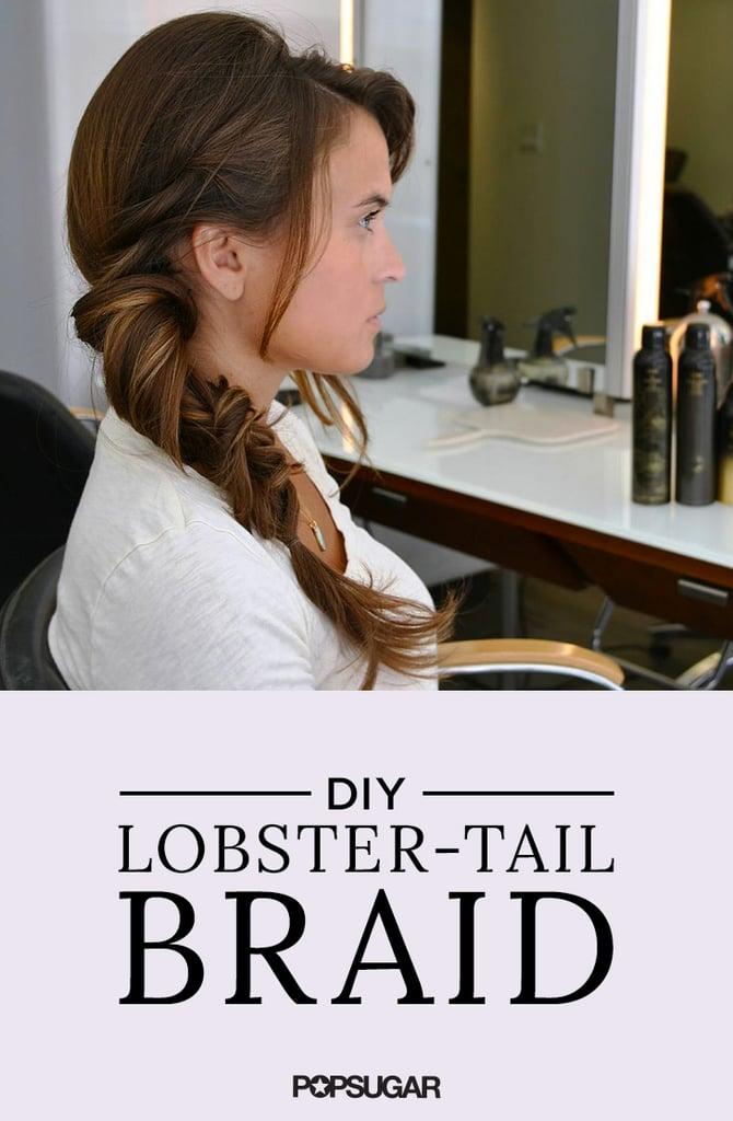 Lobster Fishtail Braid Tutorial