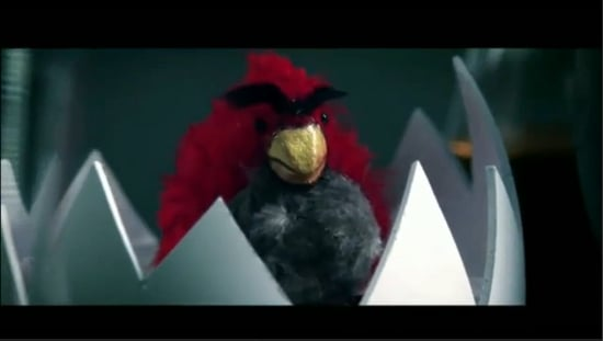 Angry Birds the Movie Trailer