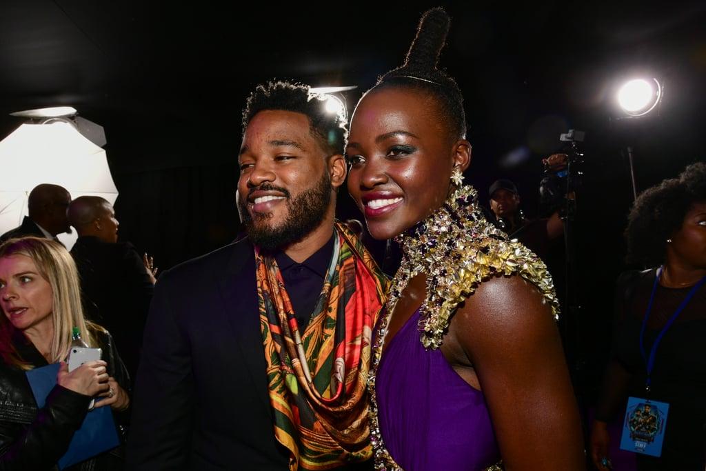 Black Panther LA Premiere Pictures Jan. 2018