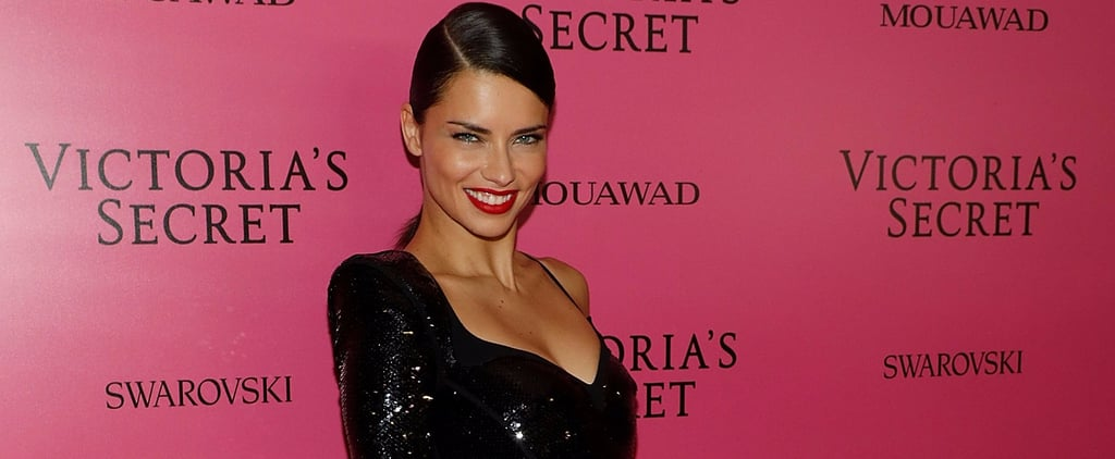 All the Sexy Outfits Adriana Lima's Worn This Year Deserve Your Close Attention Immediately