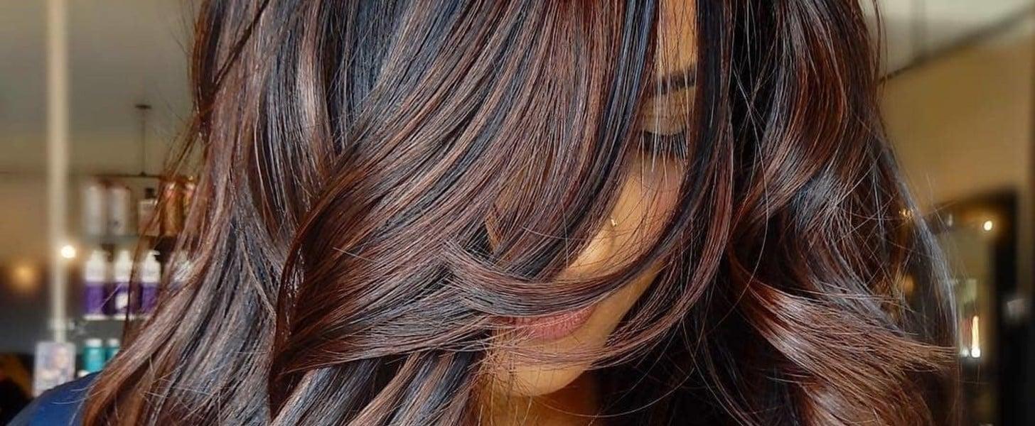 Cold Brew Hair Colour Trend
