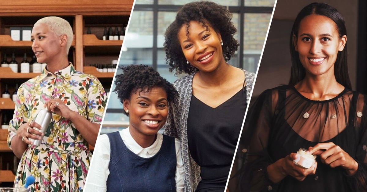 3 Black Beauty Founders On Starting a Brand, From the Challenges to Proudest Moments