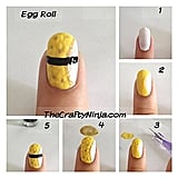 Easy Egg Roll