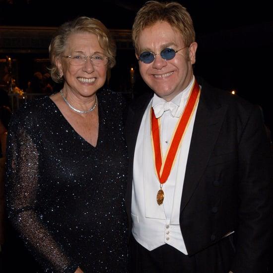 Elton John's Mom Dies