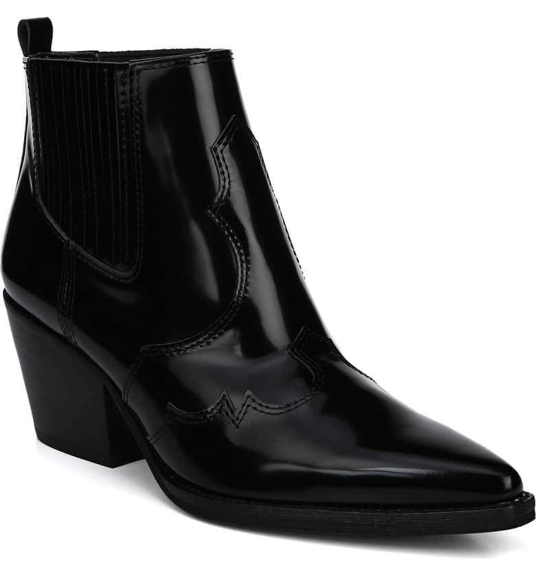 b803ed5b0 Sam Edelman Winona Booties in Patent Leather