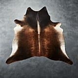 House Stark: Dark Brown Cowhide Rug