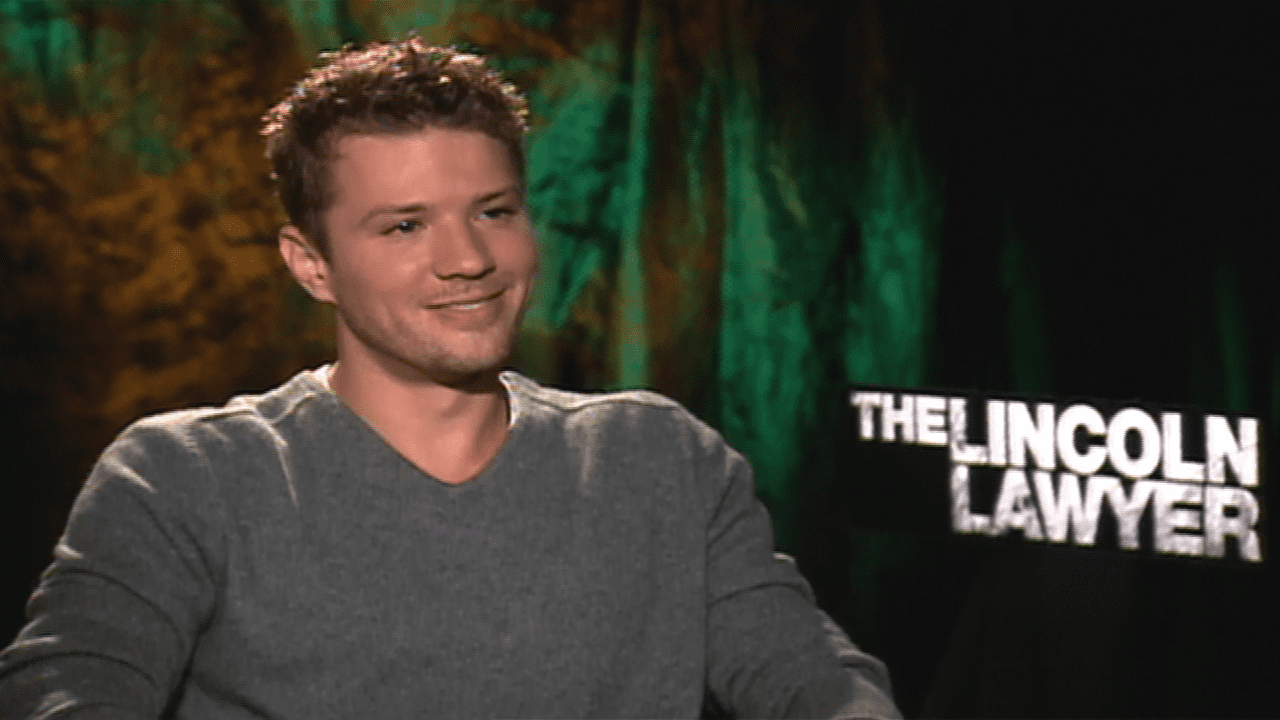 video interview ryan phillippe about the lincoln lawyer video interview ryan phillippe about the lincoln lawyer entertainment