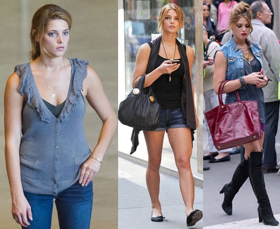 Pictures of Ashley Greene in Paris