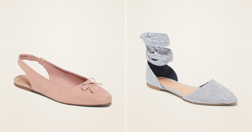 Old Navy Just Got in the Cutest Shoes, and I'm Shopping Them All