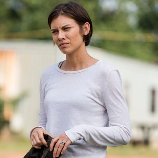 Lauren Cohan Talks About The Walking Dead Season 7 Finale