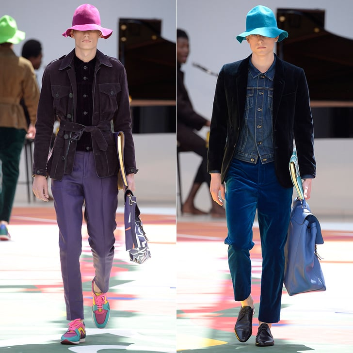 Burberry's Hats