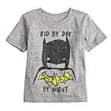 "Jumping Beans Batman ""Kid by Day Batman by Night"" Tee"
