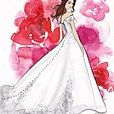 Allure Bridals to Launch Disney Princess Wedding Dress Line