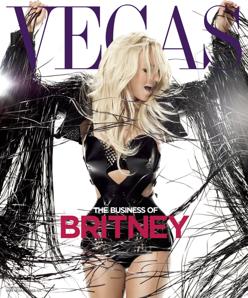 """Britney in Her Own Words: """"I'm Way Less Fearless"""""""