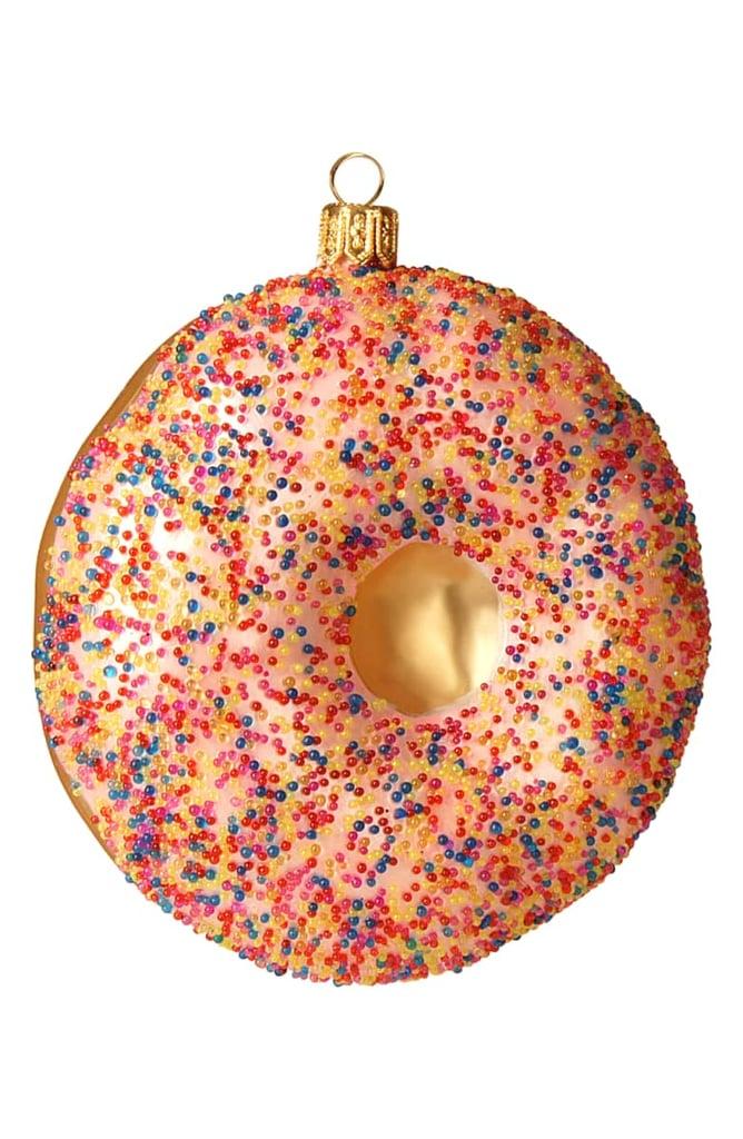 Nordstrom at Home Sprinkle Donut Ornament