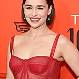 Emilia Clarke at the Time 100 Gala in 2019