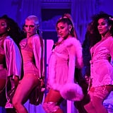 Pictures of Ariana Grande's Grammys Performance