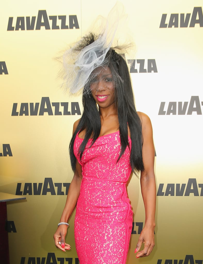 Heather Small, Oaks Day 2013