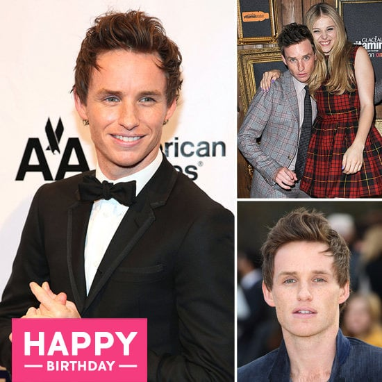 Birthday Boy Eddie Redmayne Might Just Be Your Next Favourite Heartthrob