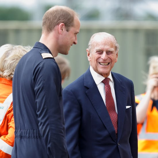 How Tall Is Prince Philip?