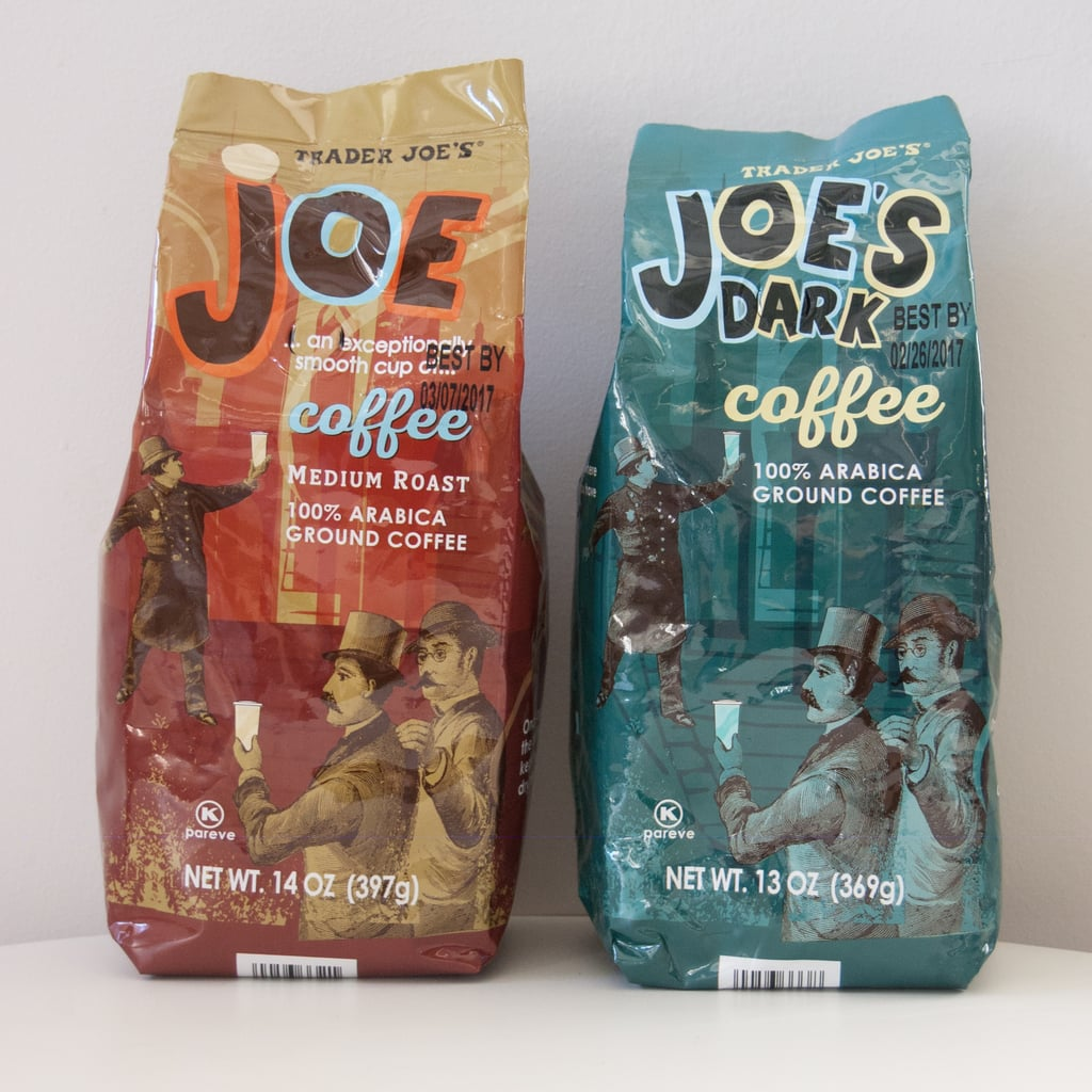 Pick Up: Joe's Medium Roast and Joe's Dark Ground Coffee ($5)