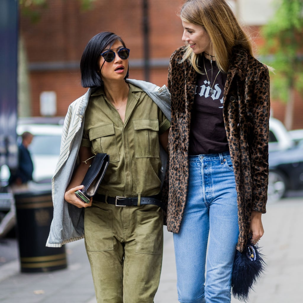 Fashion Week Street Style Popsugar Fashion
