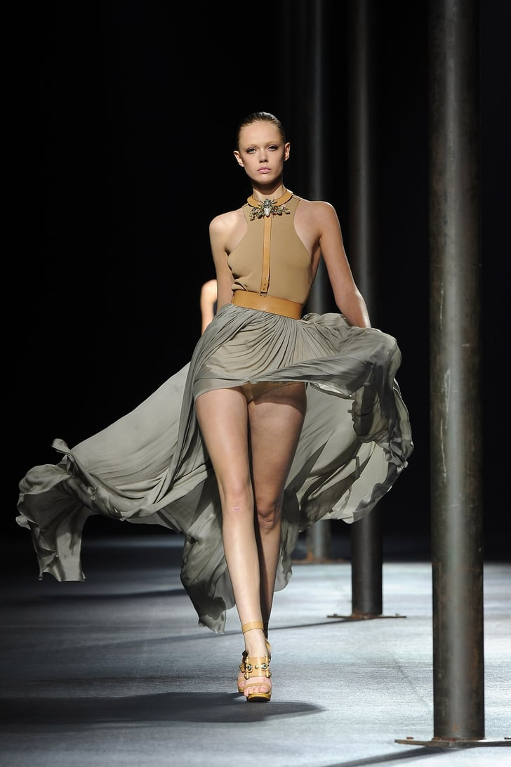 2011 Spring Paris Fashion Week: Lanvin