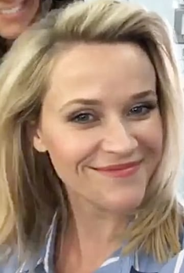 Reese Witherspoon Long Bob Haircut Inspiration June 2019