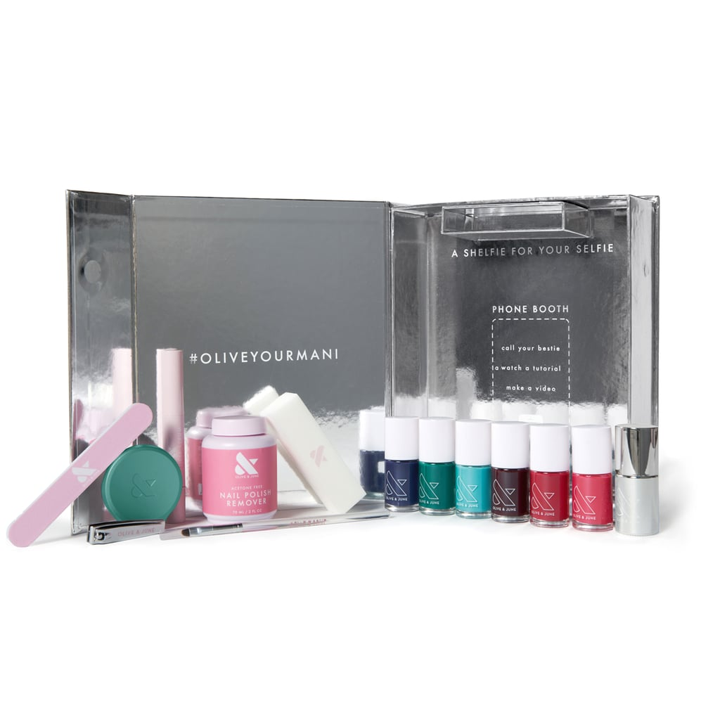 Best Nail Gifts For Beginners: Olive & June The Everything Box