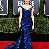 Camilla Belle at the 2019 Golden Globes