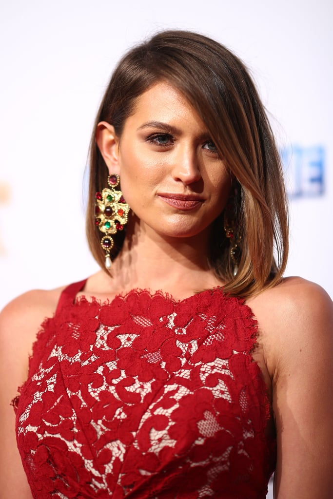 We'll never forget when Jesinta cut all her hair off in a whim before the 2015 Logies. But how good did it look?!