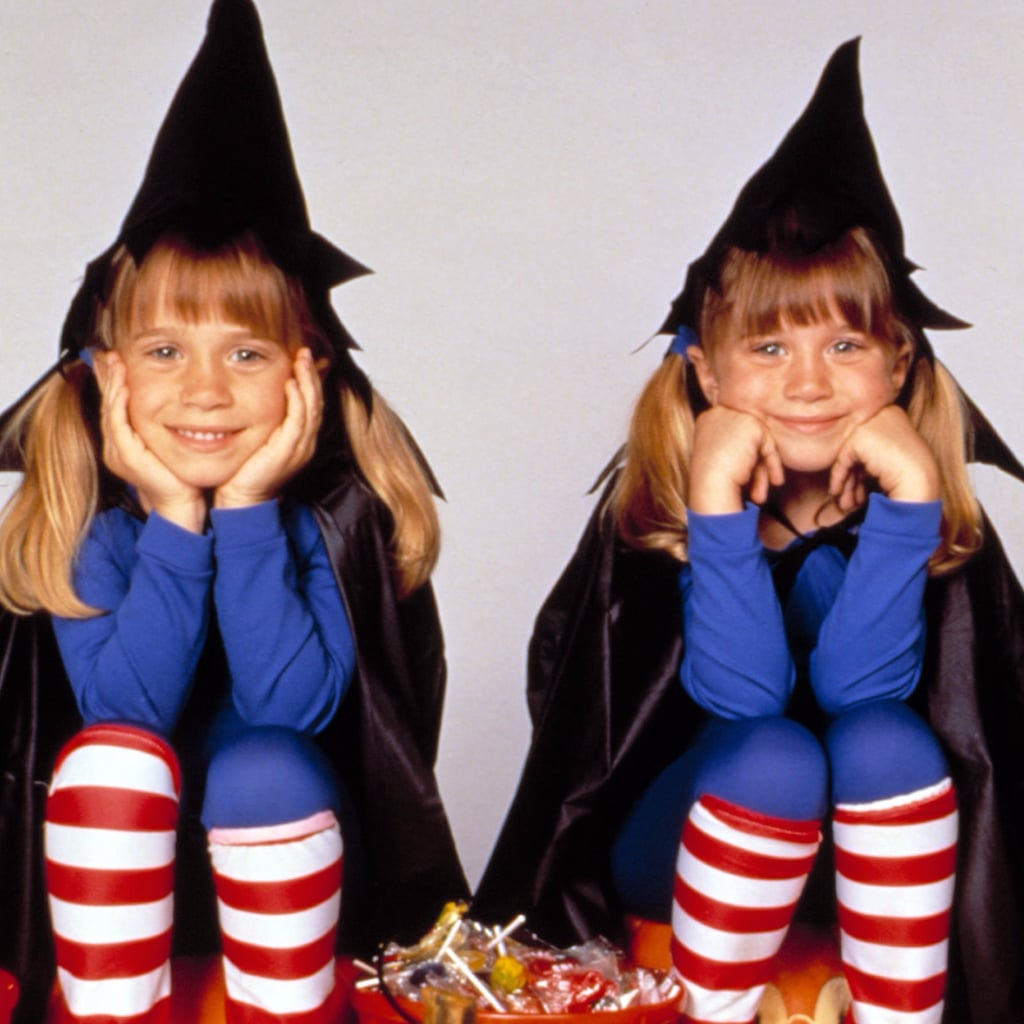 mary kate and ashley olsen halloween costumes popsugar entertainment - Mary Kate And Ashley Olsen Halloween