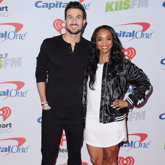 Rachel Lindsay's Quotes About Bachelor Arie Luyendyk Jr.