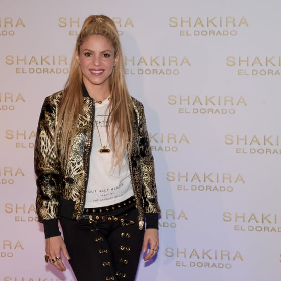 Shakira Barcelona Live Performance June 2017