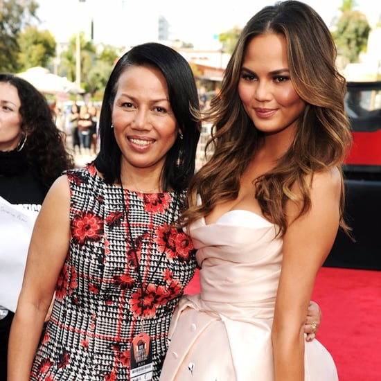 Chrissy Teigen's Mum Funny Moments Video