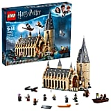 For 9-Year-Olds: Lego Harry Potter Hogwarts Great Hall Building Kit