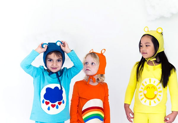 Care Bears Group Costume  sc 1 st  Popsugar : care bears costumes  - Germanpascual.Com