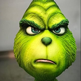 How the Grinch Stole Christmas Cakes