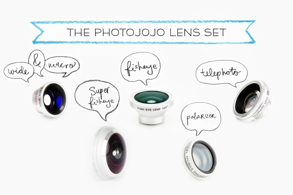 Individual iPhone and Android Phone Lens