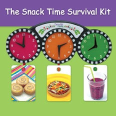 Delilicious:  Beanstalk Express Snack Time Survival Kit
