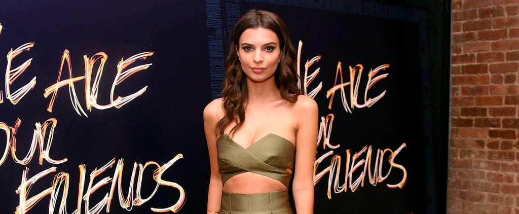 6 Times We Wished We Could Borrow Emily Ratajkowski's Red Carpet Looks