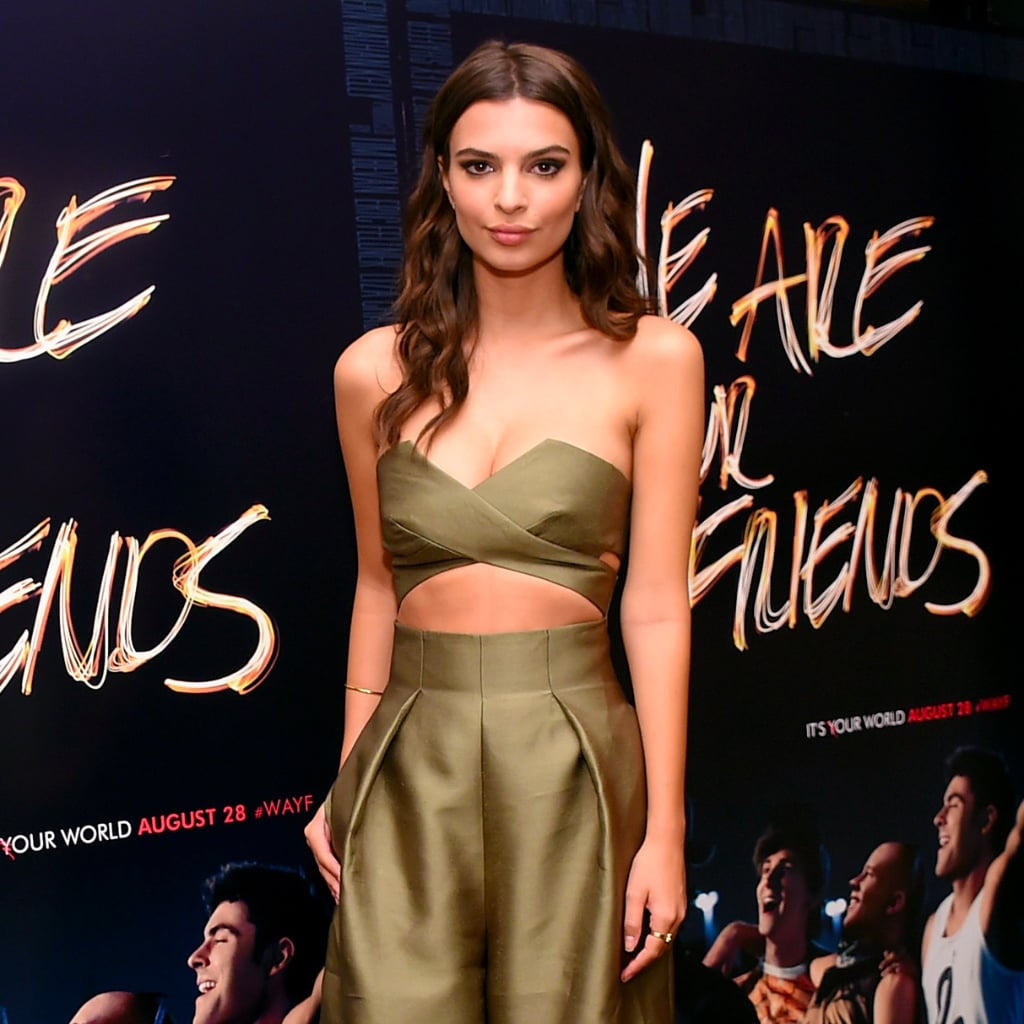 Emily Ratajkowski Just Wore the 2019 Version of Skinny Jeans and Chelsea Boots