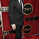 Ben Affleck hit the red carpet at the SAG Awards.