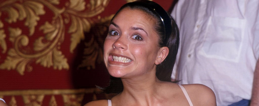 Sometimes We Wish Victoria Beckham Was Still This Cute and Goofy