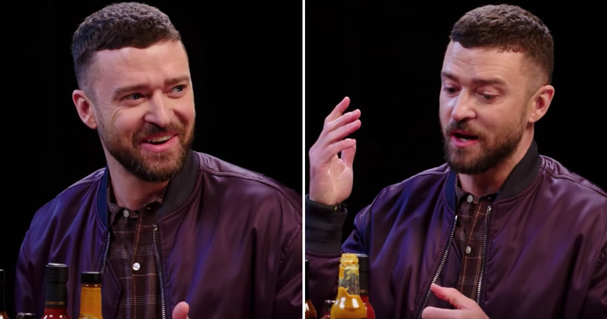 Justin Timberlake Ranks All of His Albums | Hot Ones Video ...