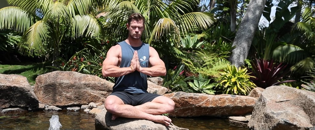 Watch Chris Hemsworth's Funny Affirmations For 2020