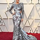 Molly Sims at the 2019 Oscars