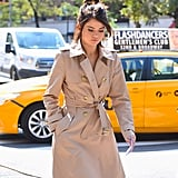 Classic Tan Trench