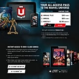 Marvel Digital Comics Subscription