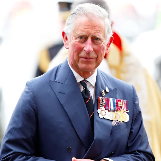 Prince Charles's Quotes About George's First Day of School